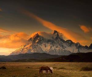 chile, nature, and south america image