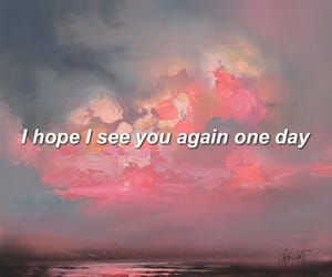 hope, see, and you image
