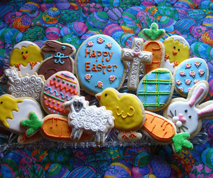 Cookies and easter image