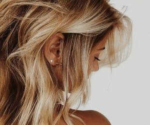 hair, girl, and inspiration image