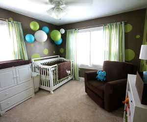baby, bedroom, and room image