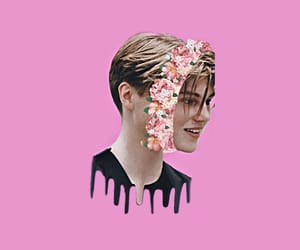 edit, pink, and fan art image