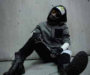 aesthetic, cosplay, and creepypasta image
