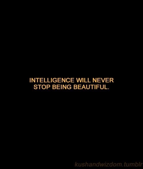 intelligence, quotes, and beautiful image