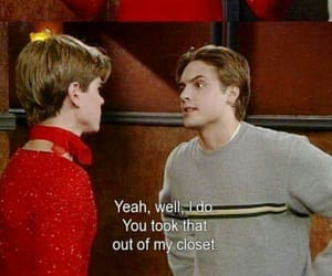 boy meets world, funny, and eric matthews image