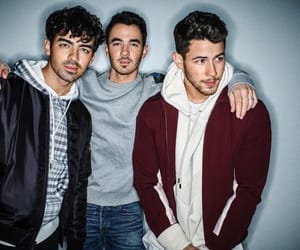 Joe Jonas, kevin jonas, and nick jonas image