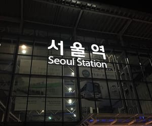 seoul, aesthetic, and korea image