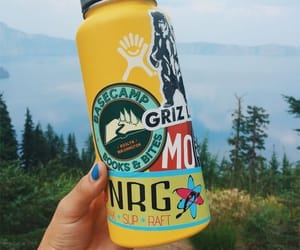 adventure and hydroflask image