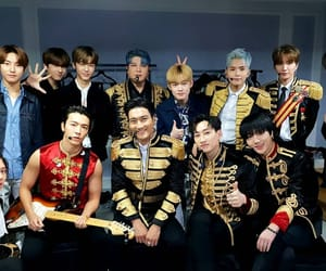 donghae, ryeowook, and siwon image