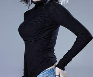 khiphop, yezi, and korean female rapper image