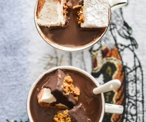 chocolate and drink image