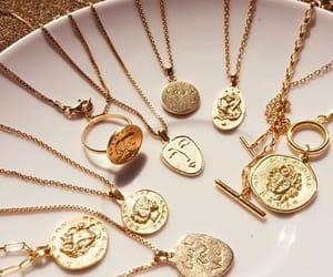 aesthetic, jewelry, and necklaces image