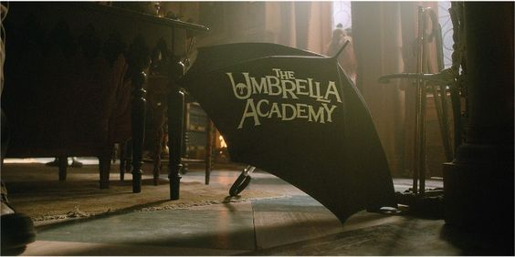 aesthetic, mind control, and the umbrella academy image