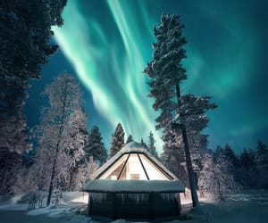 finland, photography, and snow image
