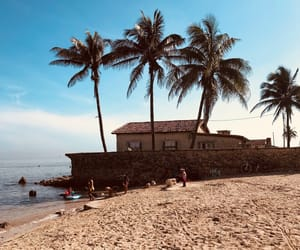beach, cuba, and holiday image