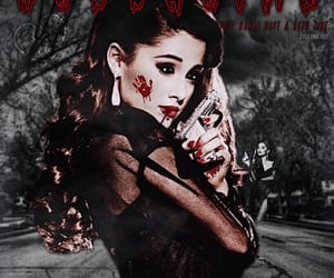 edit, movie poster, and ariana grande image