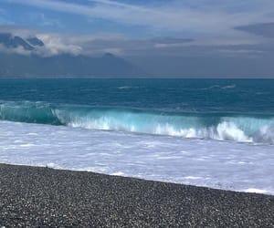 beauty, sea, and blue image