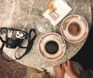 cafe, coffee, and photo image