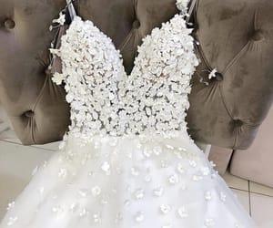 fashion, wedding, and white image