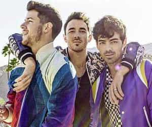 article, jonas brothers, and lyric image