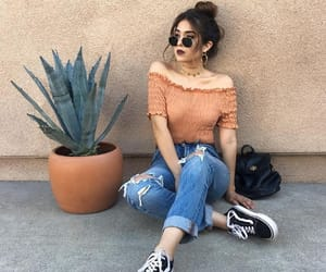 crazy, fab, and outfit image