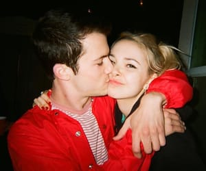 dylan minnette and lydia night image
