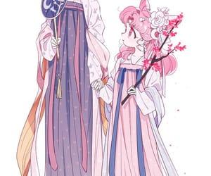 anime, sailor moon, and tsukino usagi image