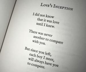 books, heartbreak, and poem image