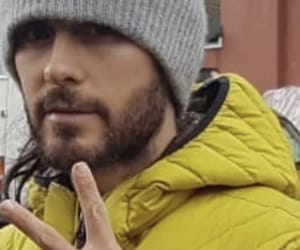 30 seconds to mars, jared leto, and peace image