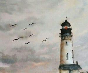 alternative, art, and lighthouse image