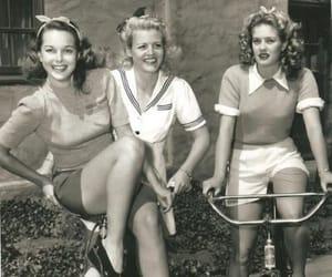 vintage, 50s, and retro image