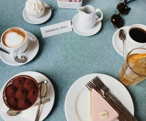 aesthetic, food, and milan image