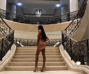 beautiful, dress, and fame image