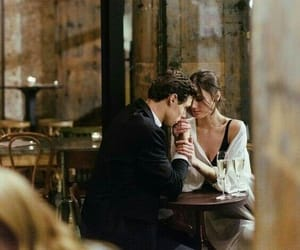 love, couple, and romance image