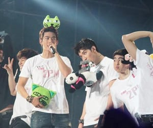 2PM, concert, and taecyeon image