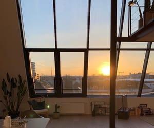 sunset, sunrise, and view image