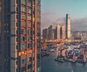 cities, country, and hong kong image