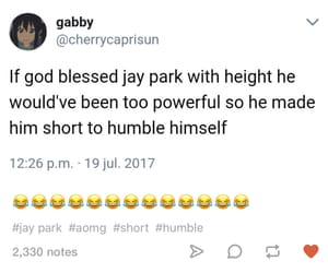 funny, tumblr, and jay park image