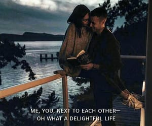 couples, people, and subtitles image
