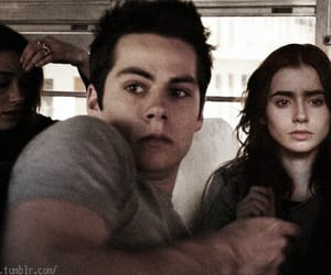 teen wolf and lily collins image