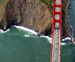 aerial photography, aerial view, and america image