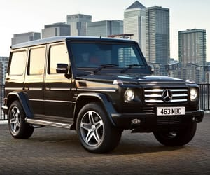 car, mercedes benz, and g class image