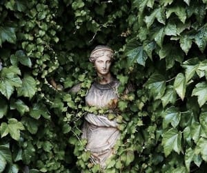 art, nature, and statue image