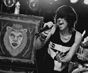 rock band, kellin quinn, and sleeping with sirens image