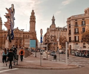barcellona, city, and discover image