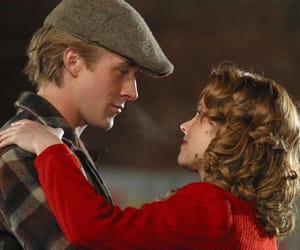 love story, movies, and the notebook image