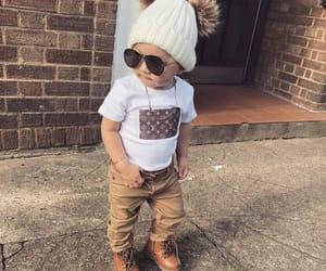 baby boy, Louis Vuitton, and fashion boy image