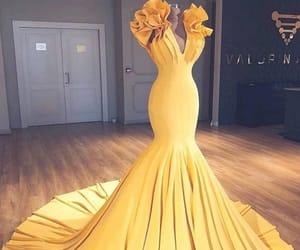 amarillo, fashion, and gala image