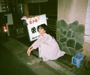black, girl, and japan image