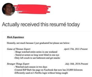 blind in one eye, just graduated, and work experience image